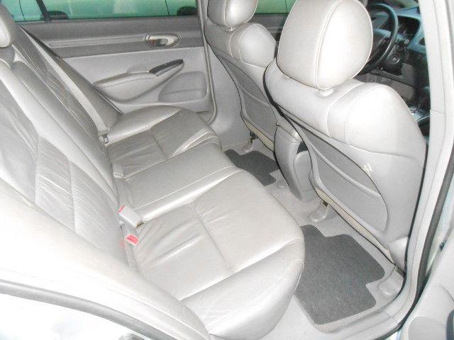 Honda Civic LXL 1.8 16V Flex Aut - Foto 9