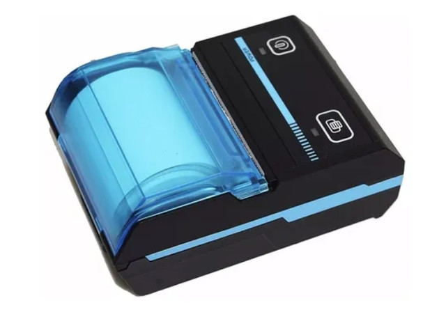 Mini Impressora Portatil Bluetooth Termica Kp-1020 Knup/ifood