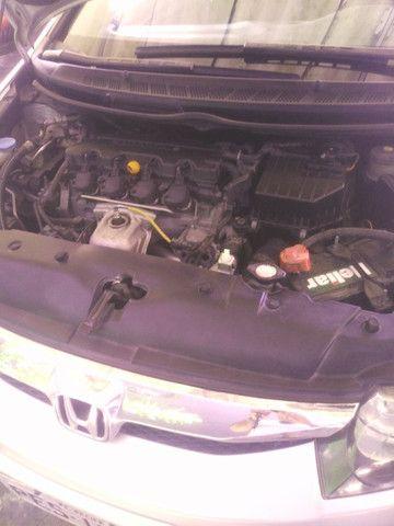 Civic LXL versão top de linha, carro esta novo! - Foto 8
