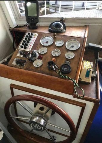 Barco Lancha Trawler  - Foto 2