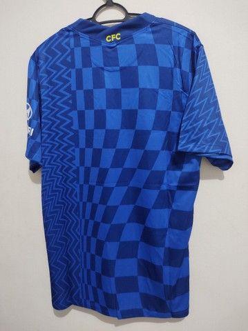 Camisa do Chelsea - Foto 3