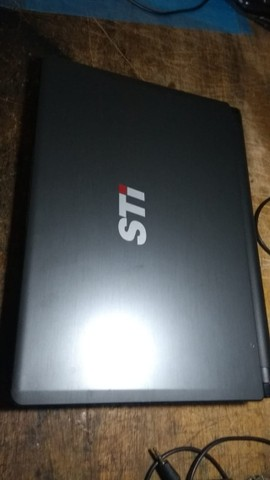 notebook STI dual 4gb ram - Foto 3