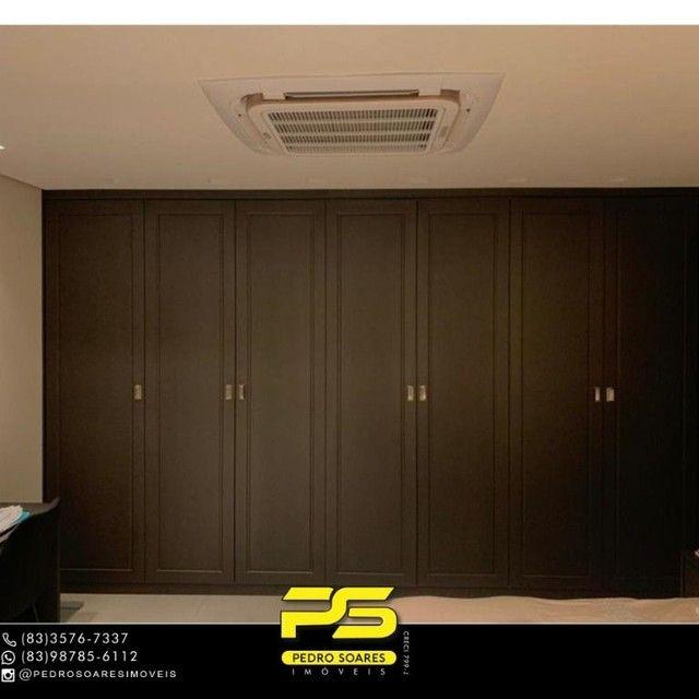 ** PROJETADOS ** Apartamento à venda, 70 m² por R$ 650.000 - Altiplano - João Pessoa/PB - Foto 7