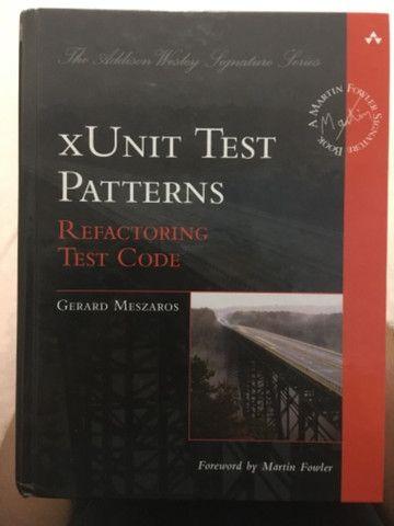 Livro xUnit Test Patterns - Foto 2