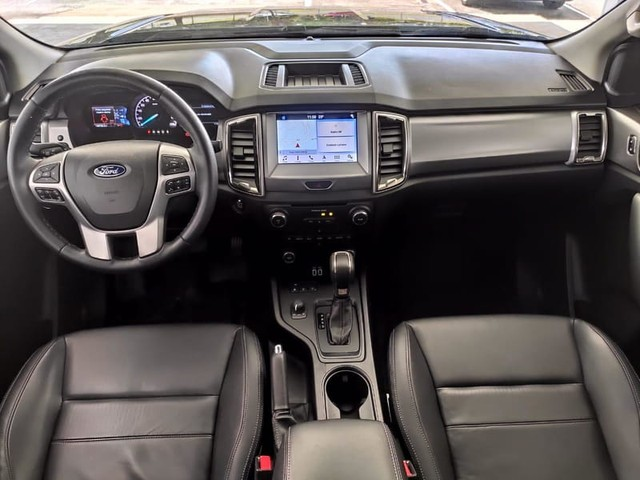 FORD RANGER LIMITED CABINE DUPLA 4A32C - Foto 7