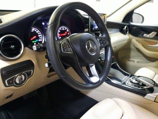 Mercedes - Benz GLC 250 Highway 4Matic- 2018/2018 - Veículo  com apenas 33.000km rodados - Foto 13