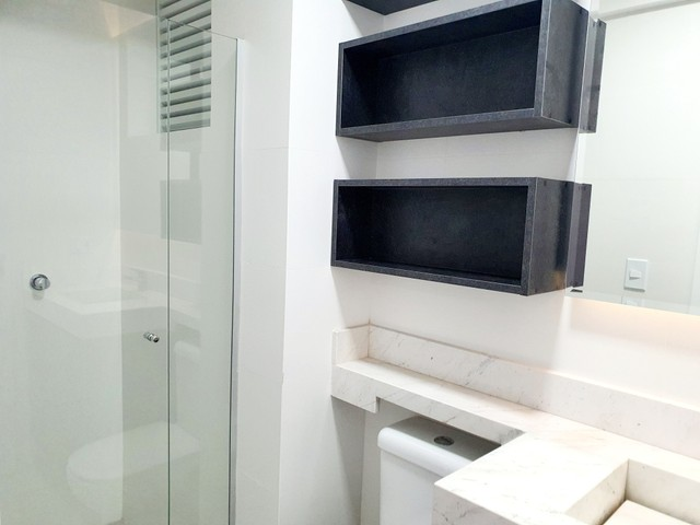Apartamento de 2 dormitórios com uma suíte, 1 vaga coberta no Vila Fanny. Espaçosa sacada  - Foto 17