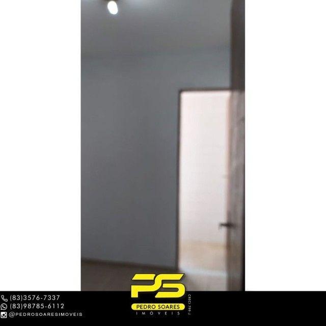 Apartamento com 3 dormitórios à venda, 103 m² por R$ 200.000 - Brisamar - João Pessoa/Para - Foto 12