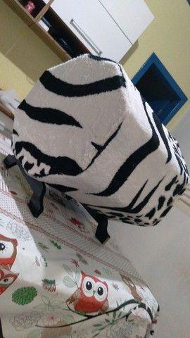 Casinhas pet pelúcia/tecido gato/cachorro - Foto 3