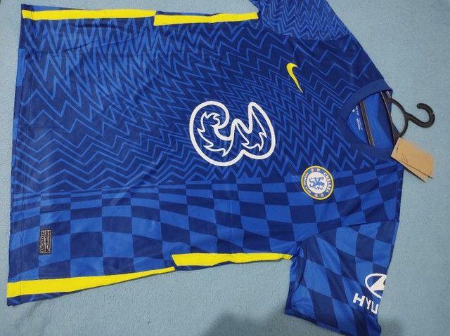 Camisa do Chelsea - Foto 2