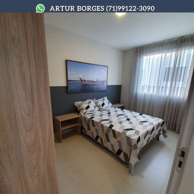 Sensacional, apartamento de 2/4- vaga de garagem em 53m² - Foto 16