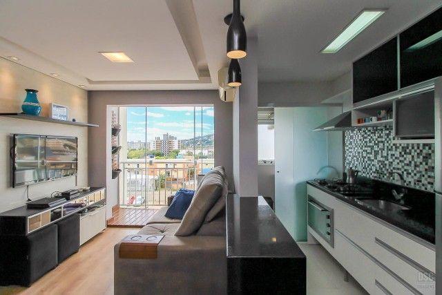 Apartamento com 2 dormitórios à venda, 56 m² por R$ 345.000,00 - Tristeza - Porto Alegre/R - Foto 2