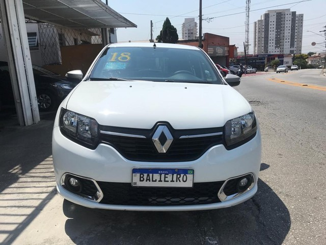 Renault Sandero  Vibe 1.0 12V SCe (Flex) FLEX MANUAL