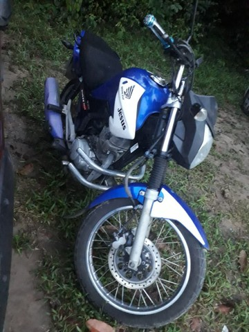 Moto Honda Fan  150