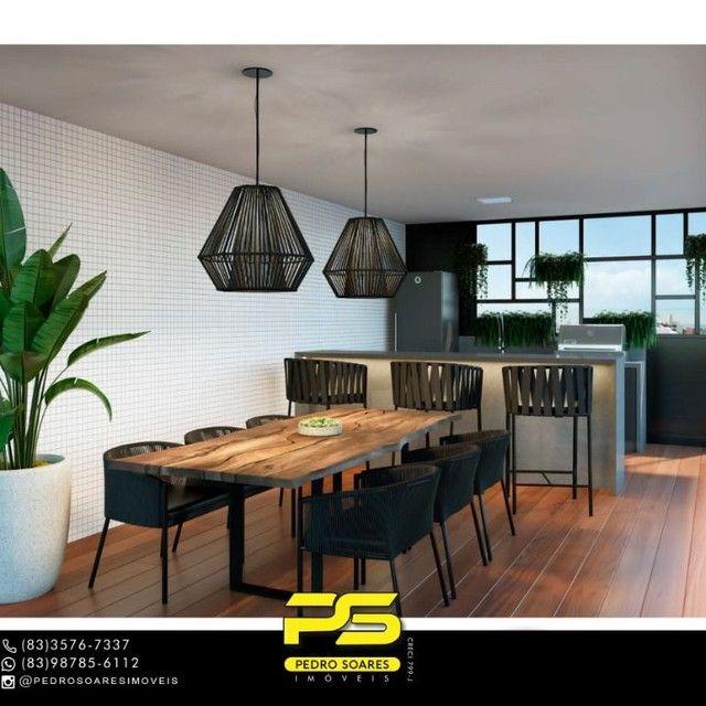 Flat à venda, 32 a 35 m² partir de R$ 214.681 - Bessa - João Pessoa/PB - Foto 3