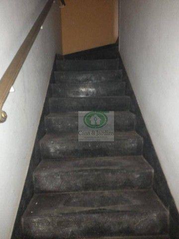 Casa para alugar, 200 m² por R$ 12.500,00/mês - Gonzaga - Santos/SP - Foto 18