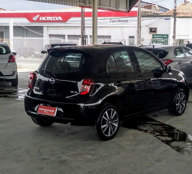 Nissan March 1.6 Sl CVT 2018/18 - Foto 10
