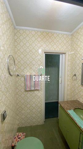 Vendo apartamento 1o. andar, frente, varanda, escada, 76m2 úteis, Campo Grande, Santos, SP - Foto 13