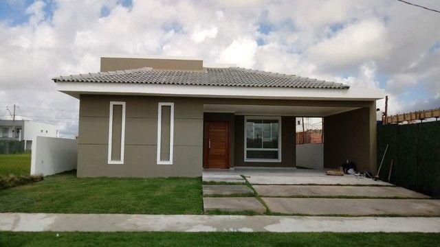 GBD: Casa térrea no Alphaville Camaçari! Energia solar, poente, materiais de qualidade