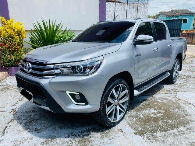 Hilux 2.8 srx 4x4 CD Diesel 4P automático 2018/2019