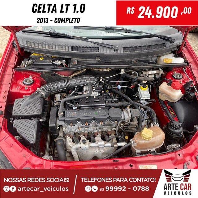 Celta lt 1.0 2013 completo !! - Foto 5