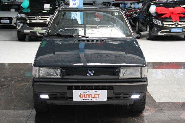 FIAT UNO 1.0 MPI MILLE SMART 8V GASOLINA 2P MANUAL - Foto 2