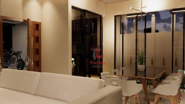 Casa com 3 dormitórios à venda, 254 m² por R$ 980.000,00 - Vale dos Cristais - Macaé/RJ - Foto 6