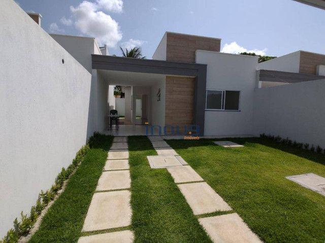 Casa Plana no Eusébio
