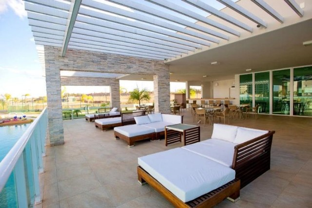 Ed. Brasil Beach Home Resort para Locação - Com Armário - Foto 20