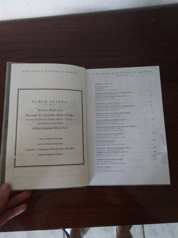 Biblioteca Histórica Marvel - Homem Aranha - Volume 1 - Foto 5
