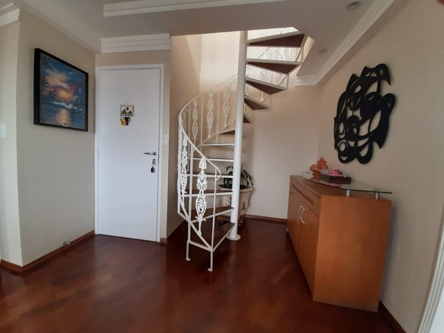 Apartamento cobertura Vila Lusitânia para venda possui 183 metros quadrados com 3 quartos - Foto 10
