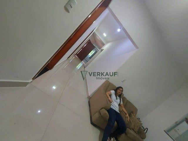 Casa com 4 dormitórios à venda, 238 m² por R$ 440.000,00 - Residencial Center Ville - Goiâ - Foto 11