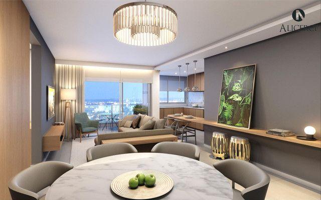 Apartamento à venda com 3 dormitórios em Balneário, Florianópolis cod:2613 - Foto 14