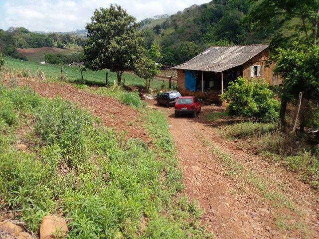 Vendo terreno com Casa