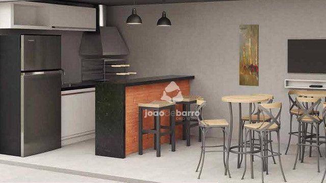 Apartamento com 2 dormitórios à venda, 46 m² por R$ 159.990 - Tijuca - Campo Grande/MS - Foto 20
