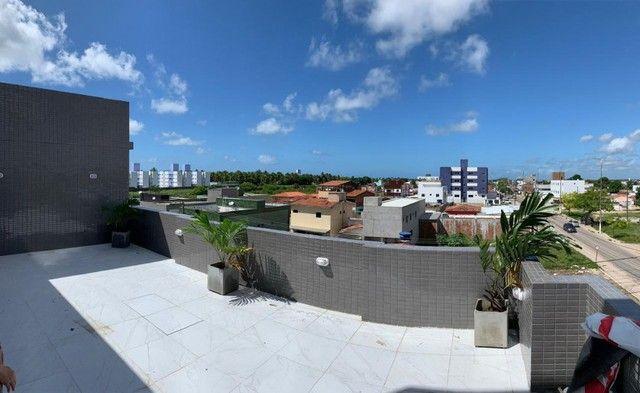 Apartamento à venda com 2 dormitórios em Paratibe, João pessoa cod:010066 - Foto 4