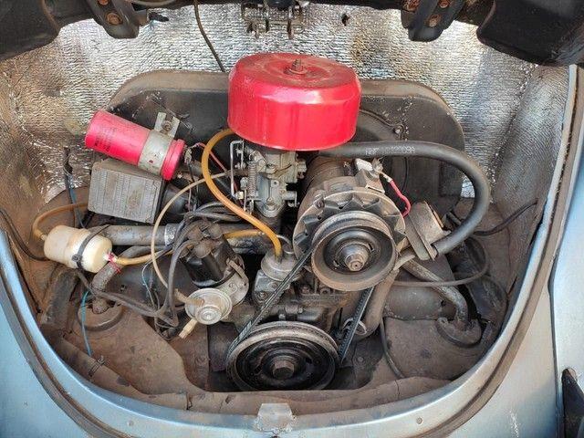 Fusca 81 motor novo - Foto 3