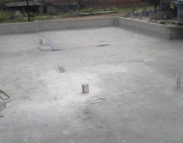 Impermeabilização laje piso parede com nanocoat