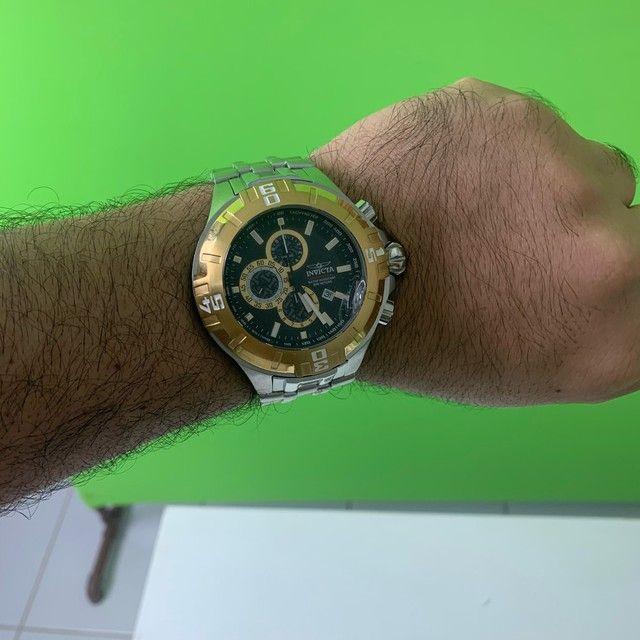 Relógio invicta luxo - Foto 3