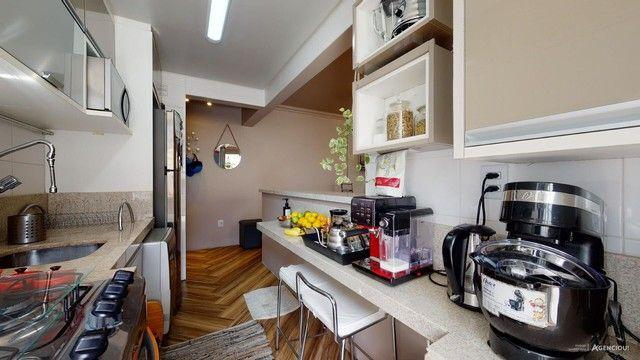 Apartamento de 101m², com 2 dormitórios/quartos, 1 suite com closet, 2 vagas cobertas - Jd - Foto 20