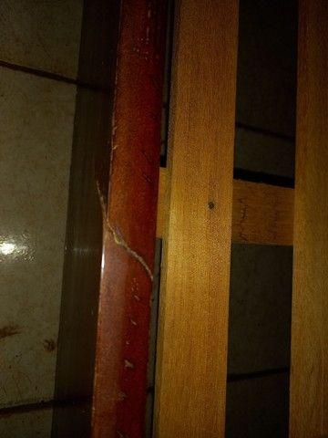 Cama solteiro madeira maciça  - Foto 6