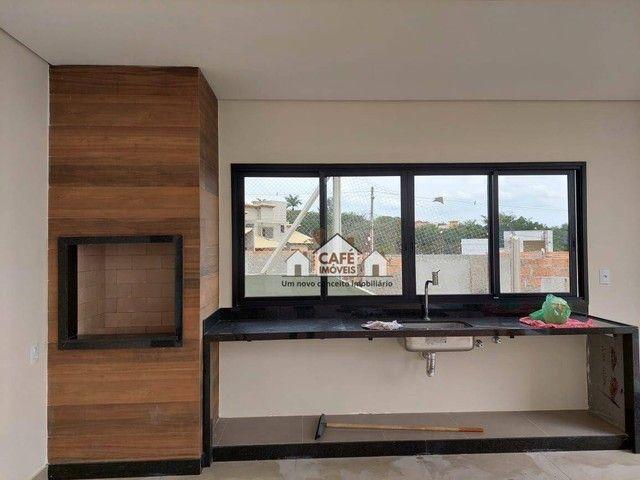 Casa com 4 dormitórios à venda, 250 m² por R$ 1.690.000,00 - Condomínio Boulevard - Lagoa  - Foto 10