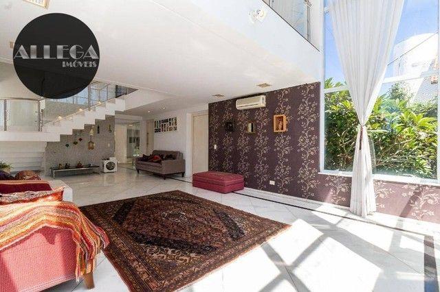 Casa com 5 quartos, 4 suítes, 2 piscinas privativas, à venda, 750 m² por R$ 4.400.000 - Ca - Foto 8