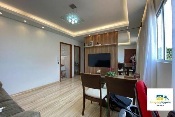 Apartamento 3 qtos 1 suite e 1 vaga- Bairro Castelo - Foto 2