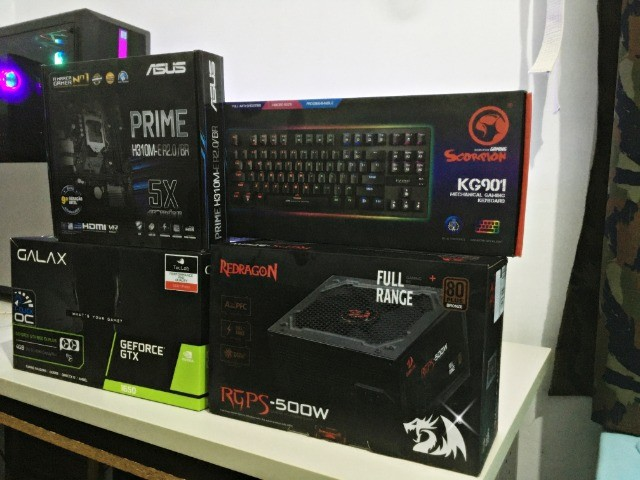 CPU Gamer + Periféricos - Foto 6