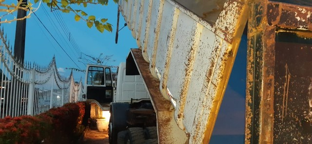 Ford Cargo 2622 Traçado Caçamba - Foto 16