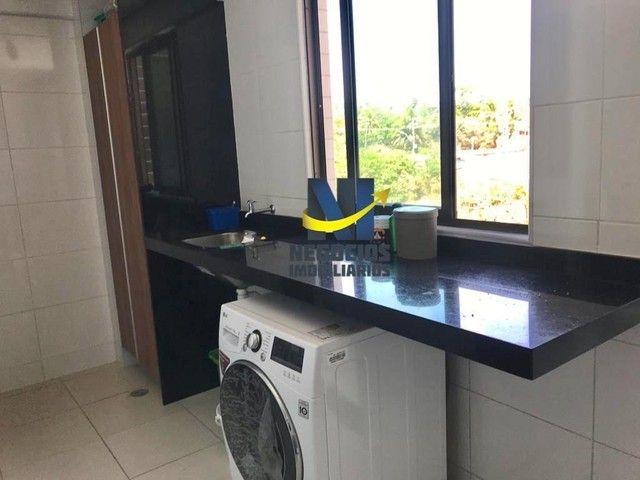 Apartamento à venda, 3 quartos, 1 suíte, 2 vagas, Guaxuma - Maceió/AL - Foto 9