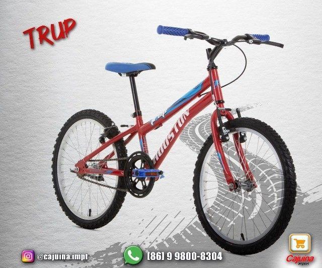 Bicicleta Aro 20 Houston Trup T24sd9sd21 - Foto 2