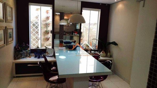 Sobrado com 4 suítes à venda, 361m² por R$890.000 - Jardim Bongiovani - Presidente Prudent - Foto 2