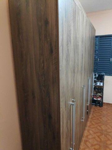 Guarda roupas 8 portas